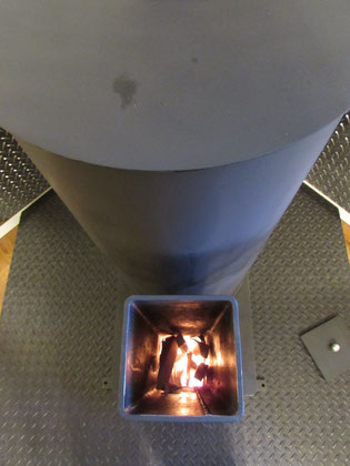 Safety Tested For Indoor Use Liberator Rocket Heaters