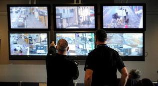 CCTV y seguridad.