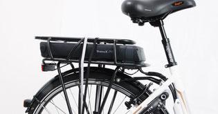 Viel Komfort bieten Selle Royal Freedom Sattel, Ergotec-Federstütze plus eine Suntour-Federgabel