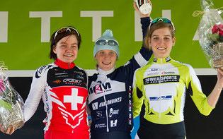 Podium Damen ©radsportphoto.net/Steffen Müssiggang