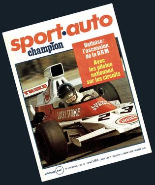 Dave Charlton en Sport.auto