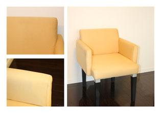 椅子・ソファークリーニング