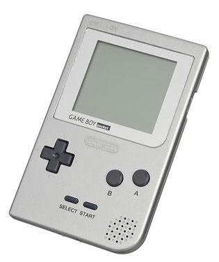 Nintendo Game Boy Pocket, 1996