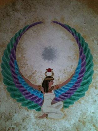 Isis, Ägyptische Göttin der Liebe