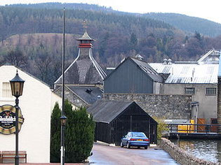 Glenfiddich Whisky Distilery