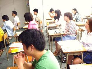 40名近い生徒が受講しました。