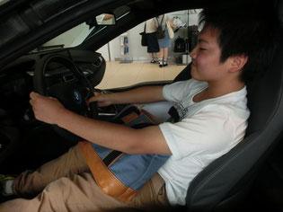 いつかは運転したい!