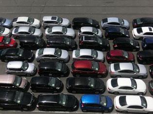 自動車停泊場