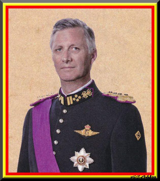 SM König Philippe