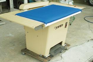 NAOMOTO FB-100 100V200W 仕上げ代 バキューム台