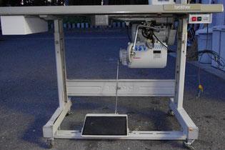 BROTHER DB2-B737 高速直線自動糸切りミシン 工業用ミシン