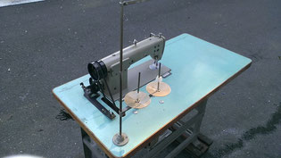 BROTHER DB2-B755 工業用ミシン 本縫いミシン 中古 ブラザー