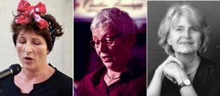 Adriana Carcu, Heide-Marie Lauterer, Gerhild Michel