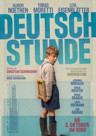 Deutschstunde Hauptplakat