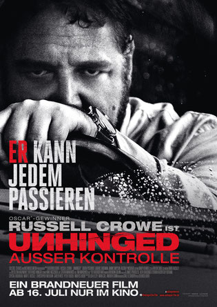 Unhinged Plakat