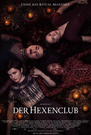 Der Hexenclub Plakat