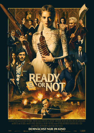 Ready Or Not Hauptplakat