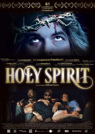 Holy Spirit Plakat