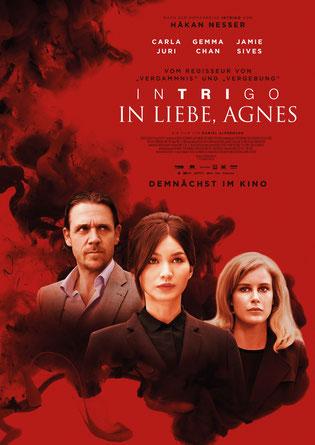 Intrigo In Liebe Agnes Hauptplakat