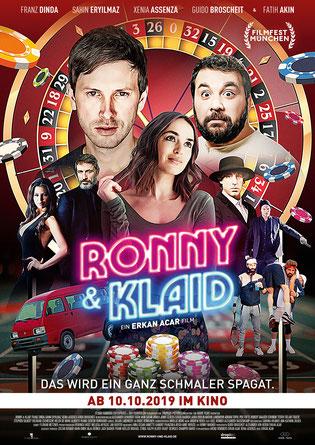 Ronny & Klaid Hauptplakat