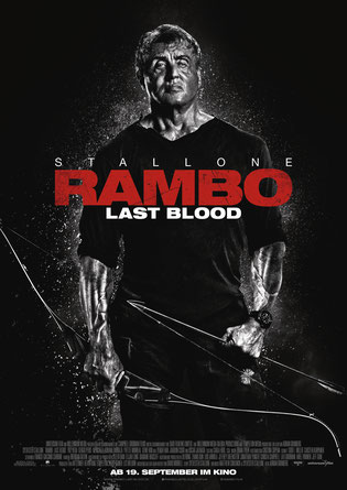 Rambo 5 Last Blood Hauptplakat