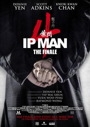 IP Man 4 Plakat