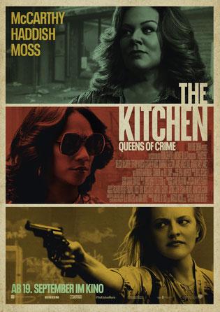 The Kitchen: Queens Of Crime Hauptplakat