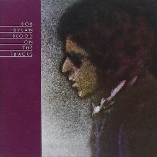 『ボブ・ディラン 血の轍』(BLOOD ON THE TRACKS)'75年  ソニー・ミュージック  ¥2,137  (税込価格)
