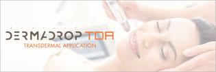【NEW!!】非接触型美容施術器:DermaDropTDA
