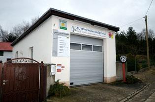 Werkstatt in Maasdorf