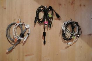 Ordnung im Kabelgewirr - Gut-organisiert-Tipp