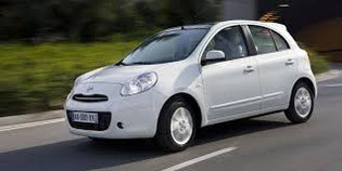 Location voiture Guadeloupe - Nissan Micra