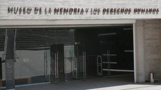 Bild: Museo de la Memoria y los Derechos Humanos