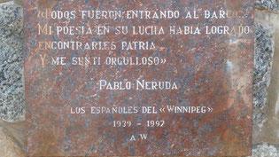 Bild: Sommerhaus von Pablo Nerudas