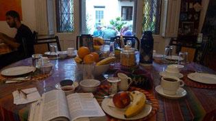 Bild: Frühstück