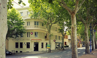 Hotel restaurant Cartier Quillan