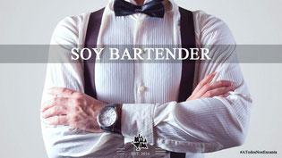"""Soy Bartender"",""Barman"",""cantinero"",""barback"""