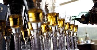Las once bebidas que embriagan más rapido