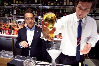 Tecnicas de cocteleria para bartenders