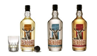 """Tequila cazadores"",""Bacardi"",""diseño"""