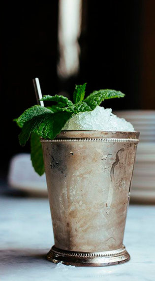 """Mint julep recipe"",""receta mint julep"""
