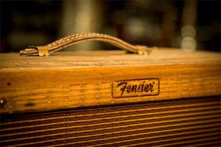 Fender Amplificador