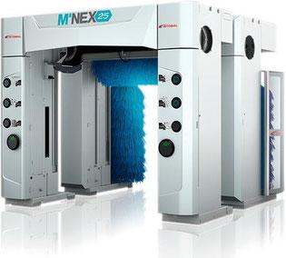 MNEX 25 M'NEX Taktwaschanlage Doppelportal