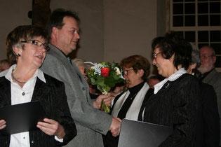 gesang im Gemischten Chor Seebach