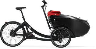 Triobike Mono E - Cargobike - 2021