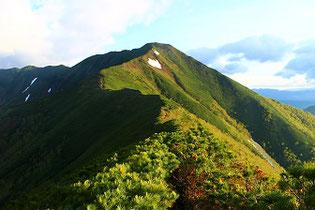 ウペペサンケ山