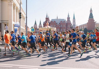 モスクワマラソン