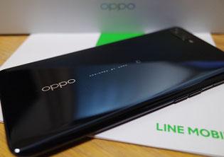 OPPO Reno A LINEモバイル