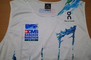 2018BDMSバンコクマラソンシングレット