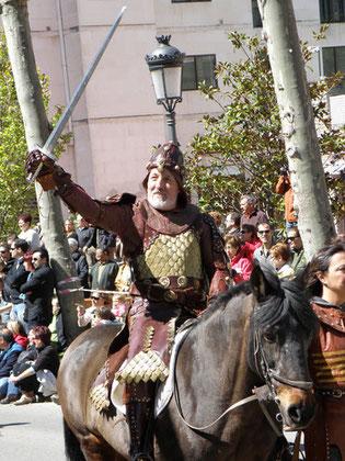 Fiesta del Primer viernes de mayo en jaca
